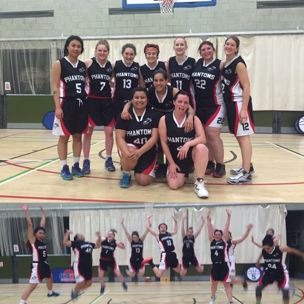 Farnborough Phantoms Ladies